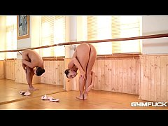 Gym fuck with teen ballerina Mea Melone shows w...