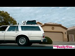 MyFamilyPies - Sneaky Fuck Fest On Family Vacat...