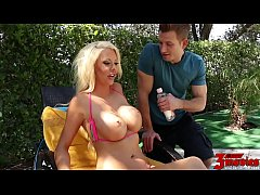 Courtney Taylor horny milf in charge