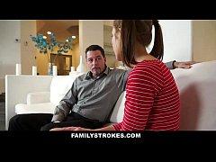 FamilyStrokes - Step-Daughter (Molly Manson) Le...