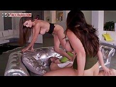 Alison Tyler Dillion Carter Group Sex HD