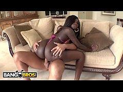 BANGBROS - Big Booty Black Babe Tatiyana Foxx T...