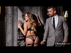 Deeper. Naughty Avery gets spanked & discipline...