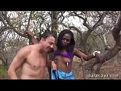 extreme  african fetish in nature