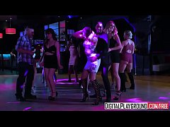 XXX Porn video - Girls Go Clubbing (Adria Rae, ...