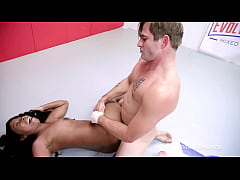Nude Wrestling Sex Mocha Menage Fighting Nathan...