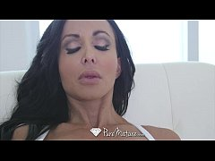 PureMature - Hot vixen Jewel Jade begs for anal...