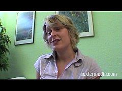 Clip sex Deutsche Frau