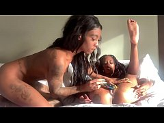 Mini stallion and Imani reign have some fun gir...