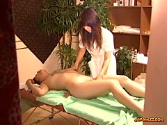 Asian Girl Getting Her Tits Rubbed Nipples Pinc...
