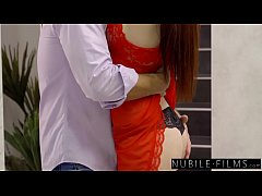NubileFilms- Creaming His Girlfriends Hot Young...