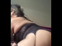 CANDIIFOREVER IN SHOWING OFF SEXY LINGERIE