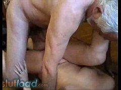 old man fucking yung girl hard from czech