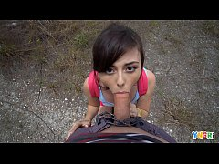 YNGR - Hiking And Fucking With Teen Becca Pierce