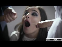 PURE TABOO Doctors Fuck Psych Patient They Caug...