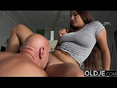 Young Old Porn Teen Big Natural Tits Fucked and...