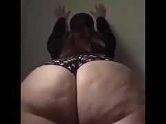 Bbw Colombiana con big ass sexy