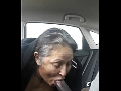 Native American c. milf blowjob