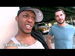 GAYWIRE - Miami Thug Gets Fucked In Public By D...