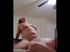 Drunk Thick Mexican Wife Big Tits and Ass Fucks...