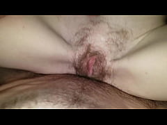 Real homemade sex tape!  Big Dicked Stud Cums i...