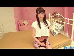 Karin Aizawa sucks and fucks in full cam mode  ...