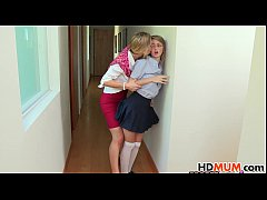 Sexy mom Tanya Tate and hot teen Staci Silverstone