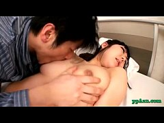Busty Asian Nurse Getting Her Tits Rubbed Rubbi...