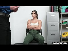 Brooklyn Gray compromises with the LP Officer a...