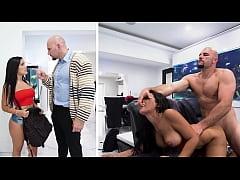 Alina Belle Dresses Like Slut For School, Anger...