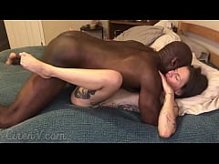 Naughty Ciren Verde Craves For BBC And Creampie