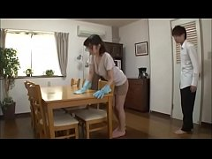Japanese Mom Still Cleaning - LinkFull: https:\/...