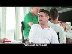 FamilyStrokes - MILF Step Mom (Kagney Linn Kart...