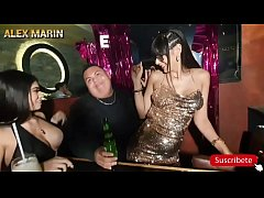 Una fiesta con actricez porno