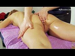 Nicole Birdman first time virgin pussy massaged