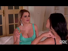 Big Dick Lovers Sienna Day & Inna Ride Husband ...