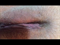 Wet Pussy Orgasm Closeup With Contractions
