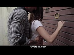 OyeLoca- Busty Latina (Natty Mellow) Fucked Har...