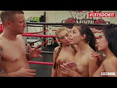 LETSDOEIT - Box Fighter Had Sex On The Ring Wit...