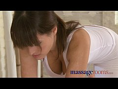 Massage Rooms Dripping wet juicy sex after sens...