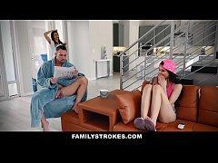 FamilyStrokes - Hot Asian Teen (Brenna Sparks) ...