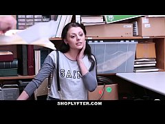 ShopLyfter - Hot Teen Stripped Down & Fucked By...