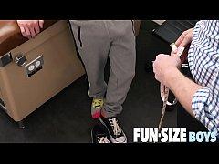 FunSizeBoys - Austin Young fucked bareback by h...