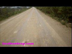 thumb heather deep 4  wheeling on scary fast quad an ry fast quad an ry fast quad and