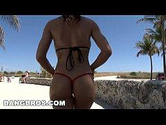 BANGBROS - Big Ass Latina Babe Rebeca Linares I...