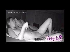 High School Teen Mom Abby Kiss Has Her First G-...