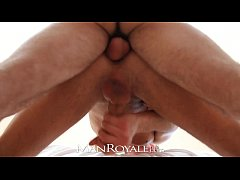 Manroyale Boyfriends suck and fuck while doing ...