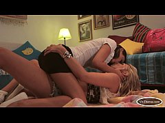 Lexi Lowe and the Cute Waitress