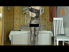 Fishnet try on #6 (Director's cut) 18  version ...