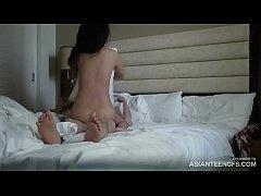 Clip sex Durchgesickertes Sexvideo mit Morgenfick von Asian GF